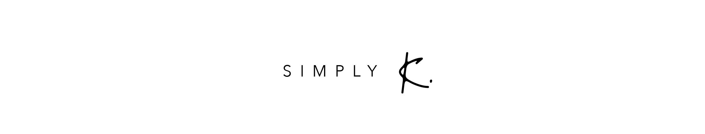 Simply K. blog